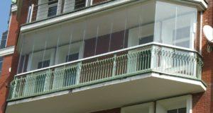 Навесной балкон