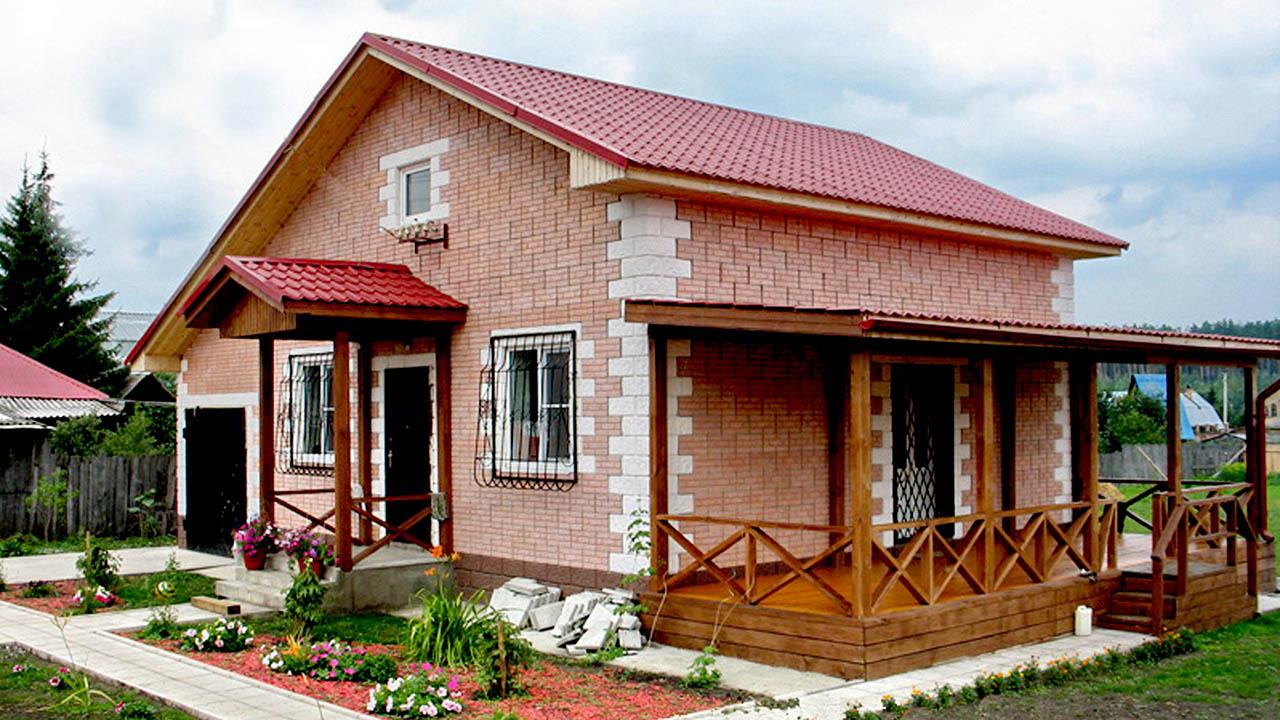 Из чего построить дом из газобетона или керамзитобетона канаш бетон купить