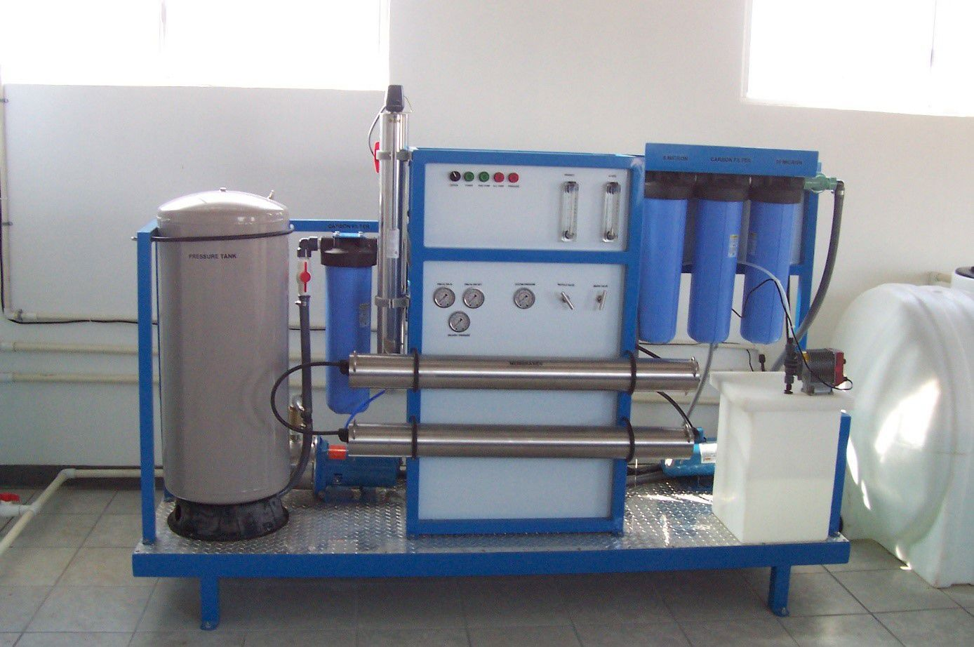 биореакторы по очистке стоков