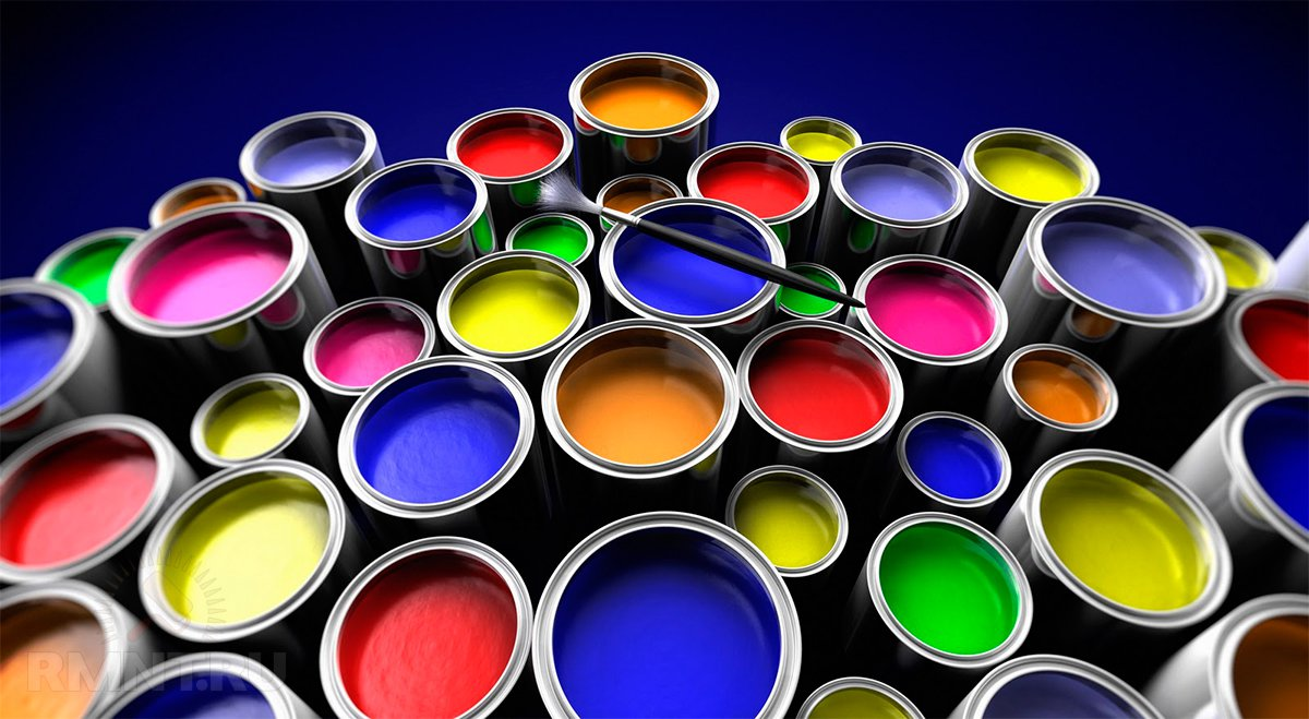 Краски для маркировки 1