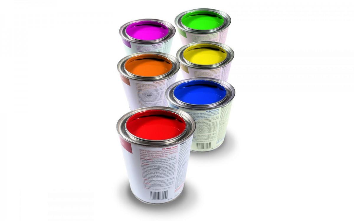 Краски для маркировки