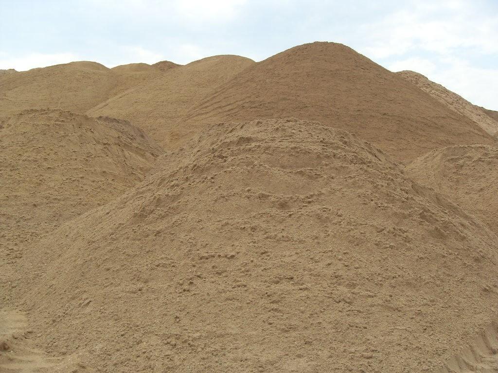 Песок от производителя 1