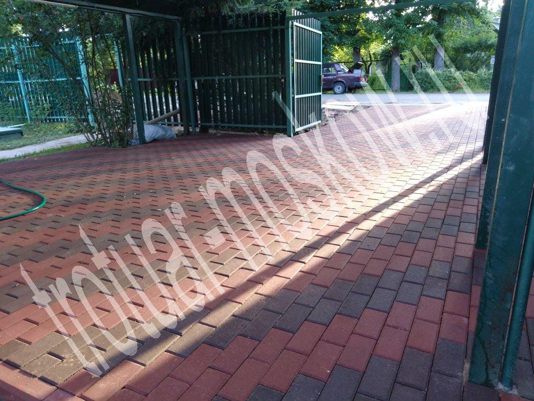 тротуарная плитка 1