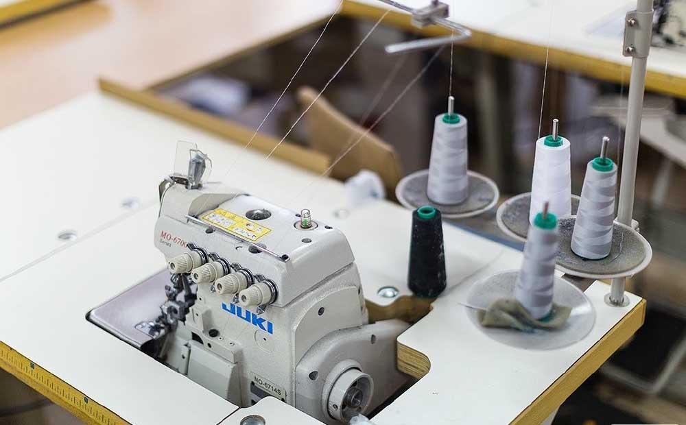 Швейное оборудование для цехов
