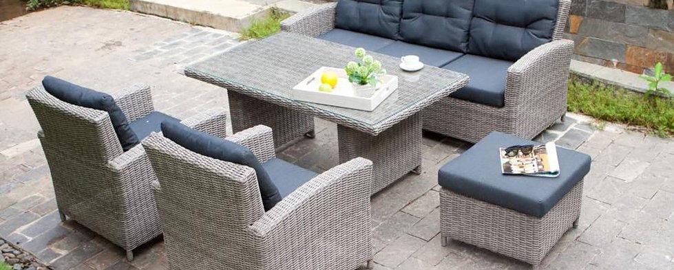 Плетеная мебель из ротанга 1