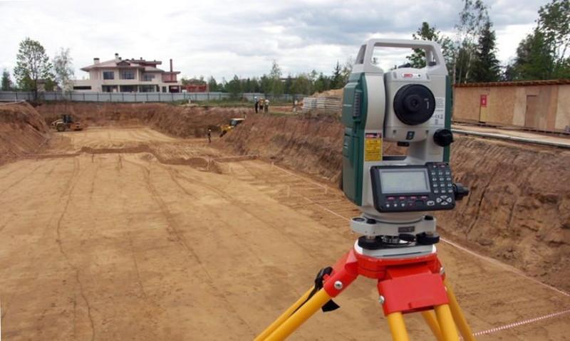 Услуги по геологии для строительства