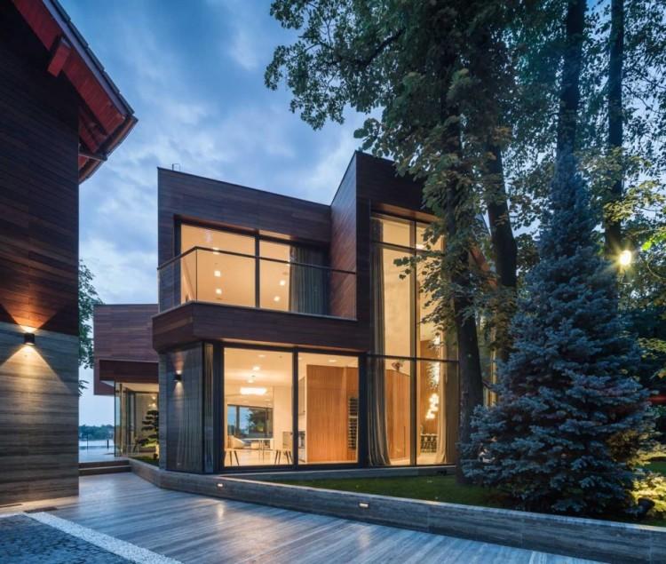 Идеи оформления загородного дома