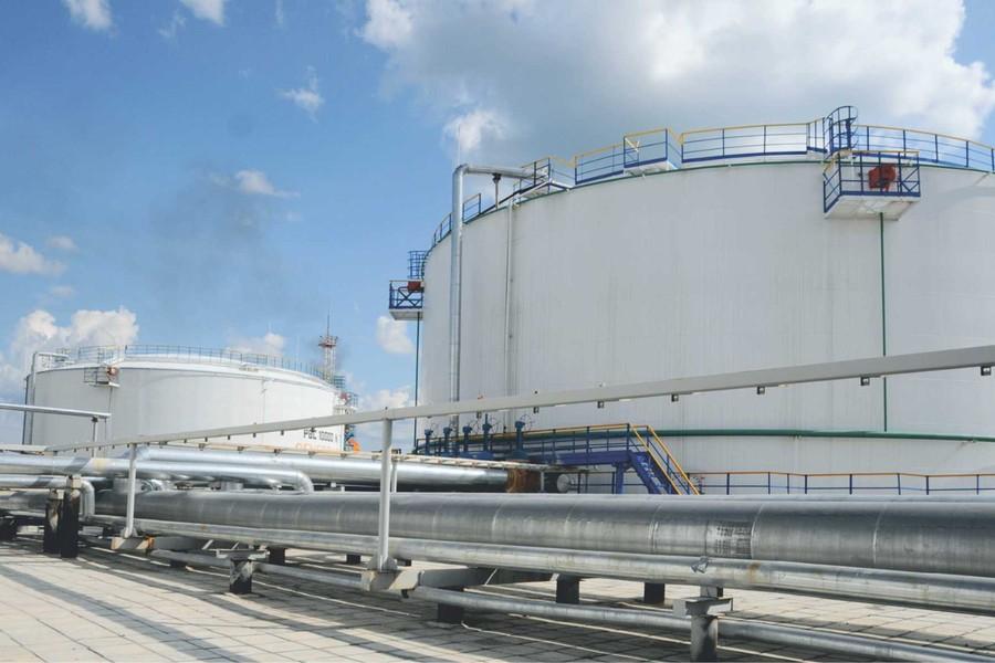 резервуары для нефти