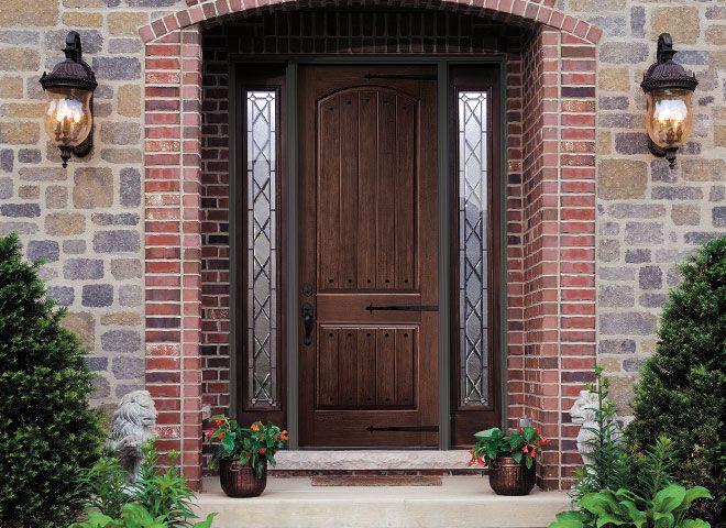 входная дверь для дома