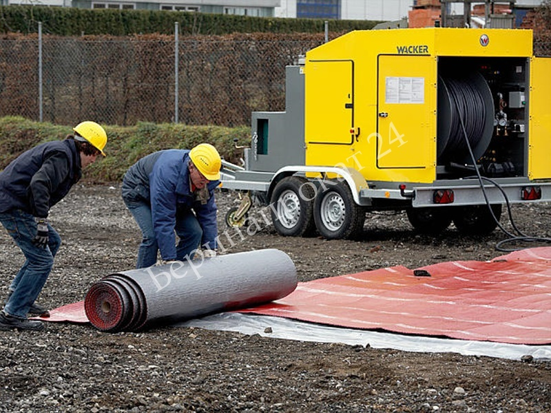 Аренда трансформатора прогрева бетона