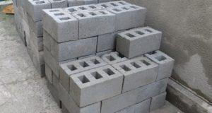 Вибростанок для производства строительных блоков