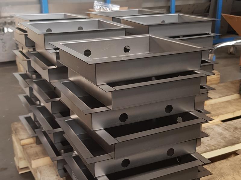 производство продукции из металла