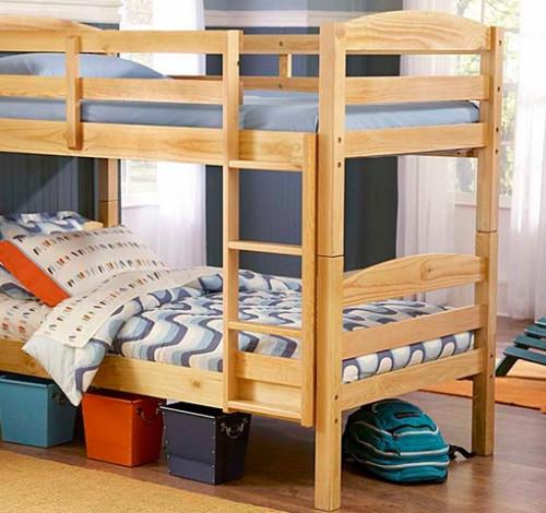 Детские двухъярусные кровати-1