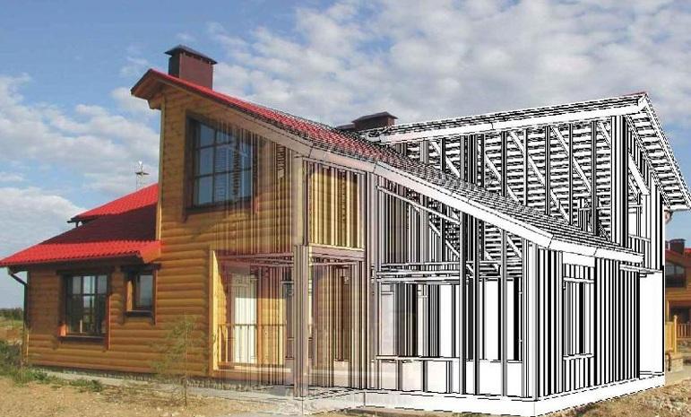 Каркасное строительство ЛСТК