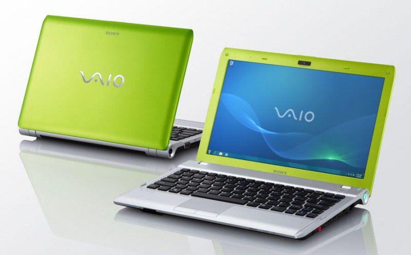 Ремонт ноутбуков Sony Vaio