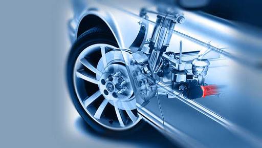 Рулевая рейка автомобиля