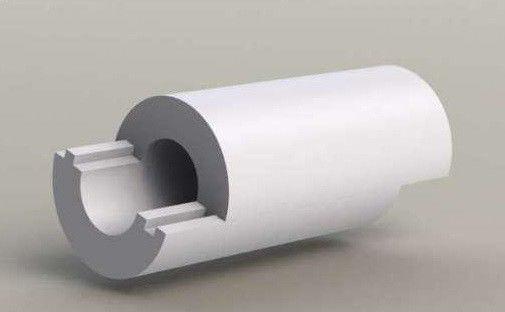 Пенополистирол для труб