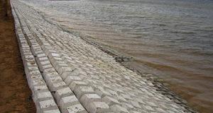 Гибкие бетонные плиты
