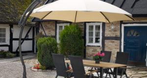 Уличные зонты для сада